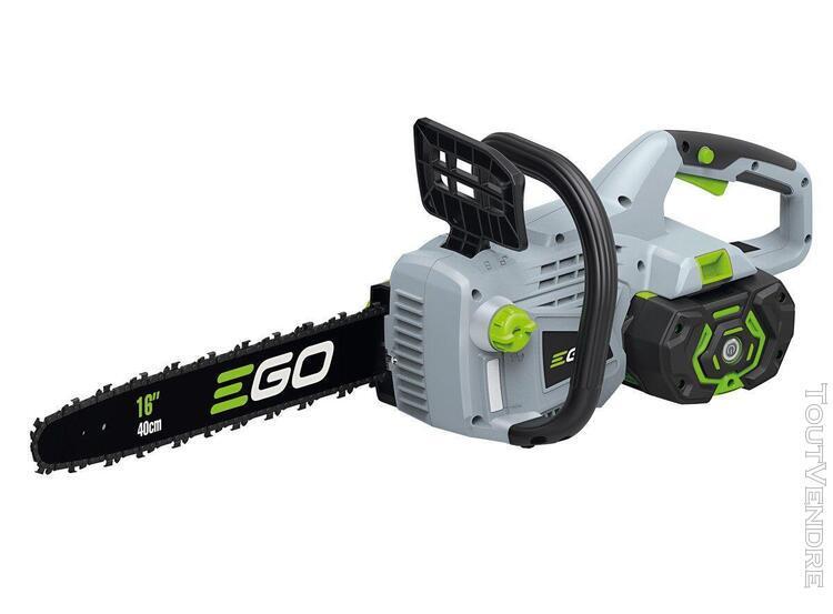 Tronçonneuse à batterie power + cs1600e - 40 cm - 13,5 m-s
