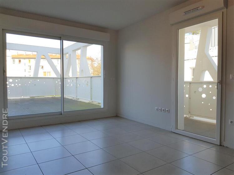 appartement 2 pièce(s) - 49.50m2 - bayonne