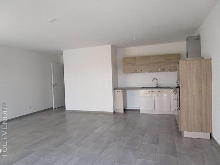appartement 4 pièces à louer dans résidence récente