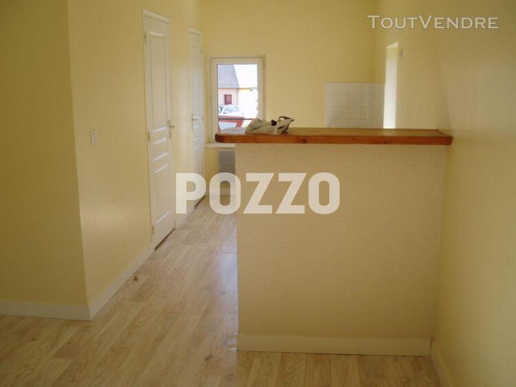 Appartement ablon 3 pièce(s) 46.64 m2