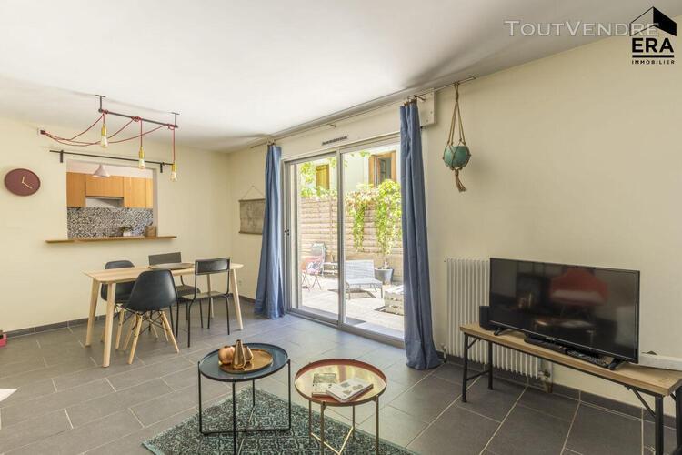 appartement montpellier 2 pièces de 50.05 m²