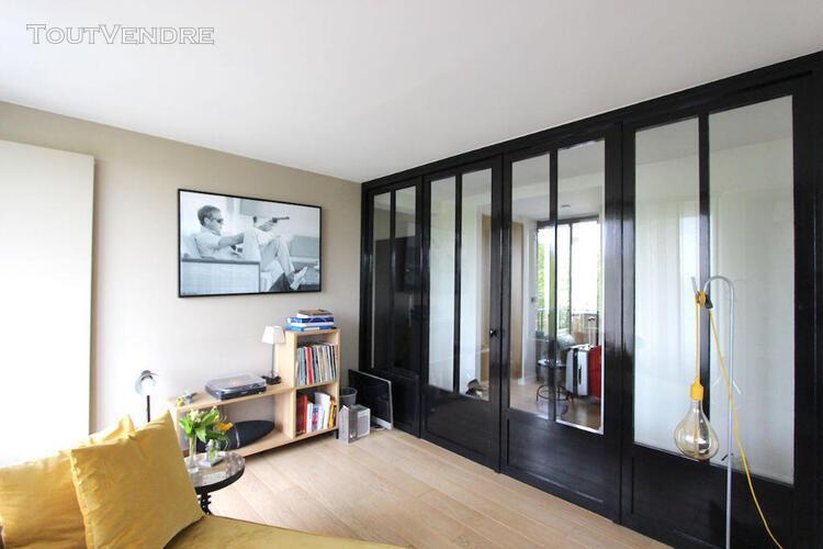 appartement t3 89.19 m2 villeneuve d'ascq
