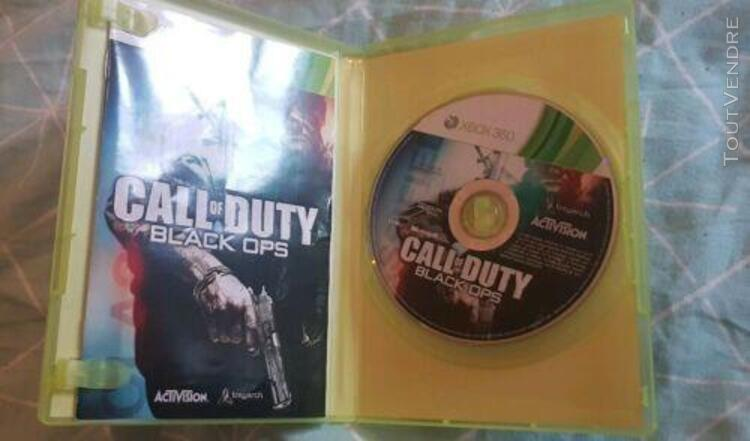 Call of duty: black ops pour xbox 360