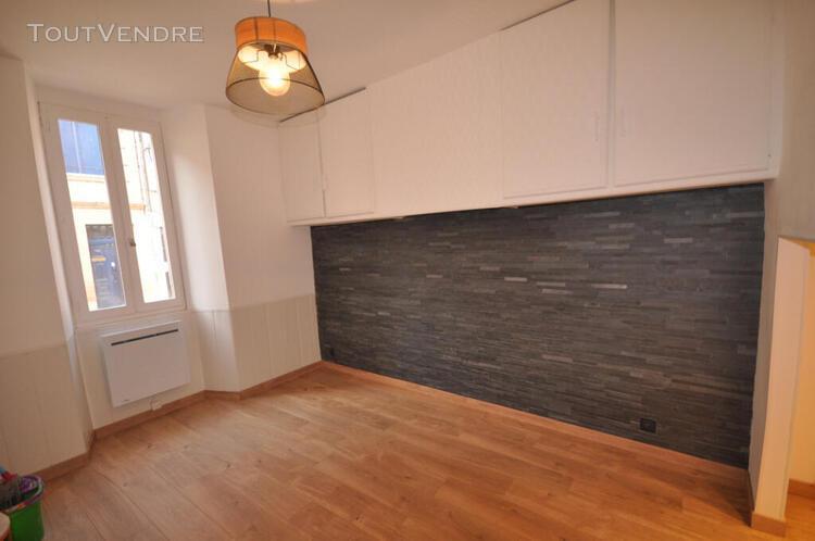 cintegabelle-appartement 2 pièce(s) 32 m2