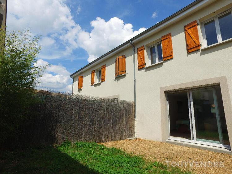 clermont proche bd lafayette maison type f4 avec stationneme