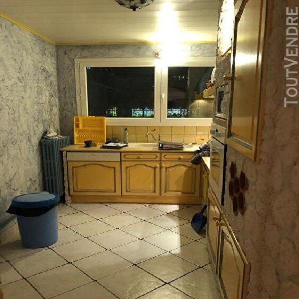 clouange appartement f3 cuisine amenagee cave