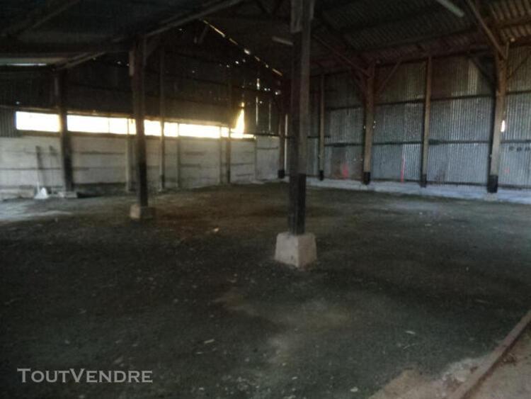 fay de bretagne hangar 250 m2