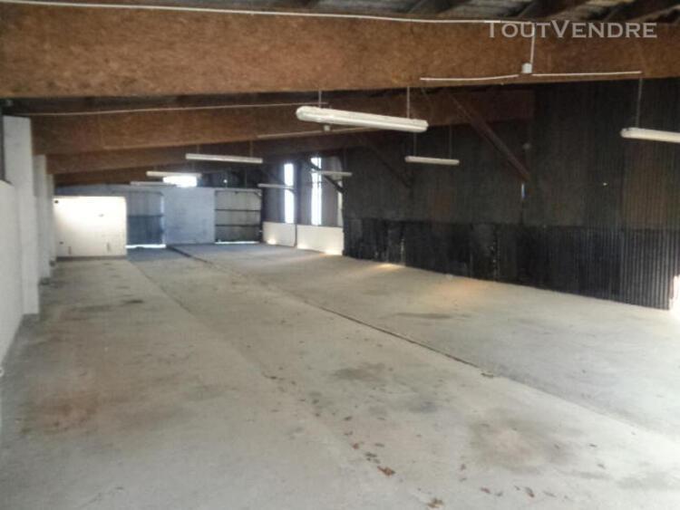 fay de bretagne hangar 280 m2
