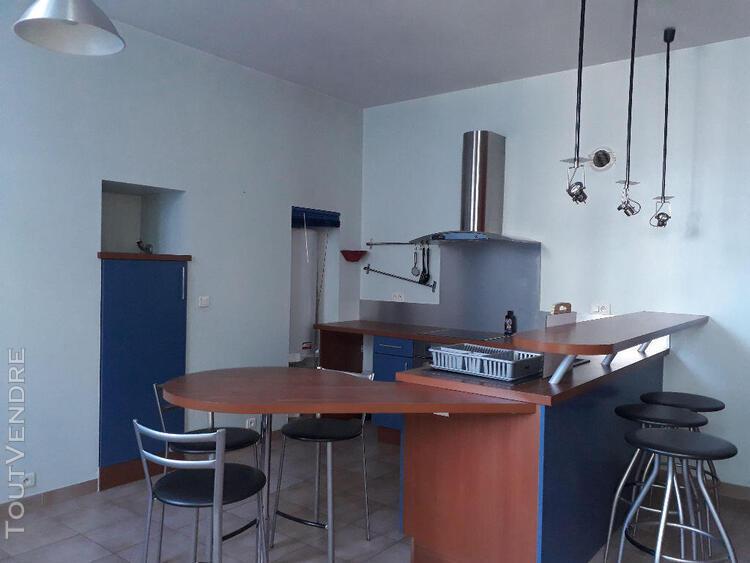limoges t2 meublÉ de 44 m²