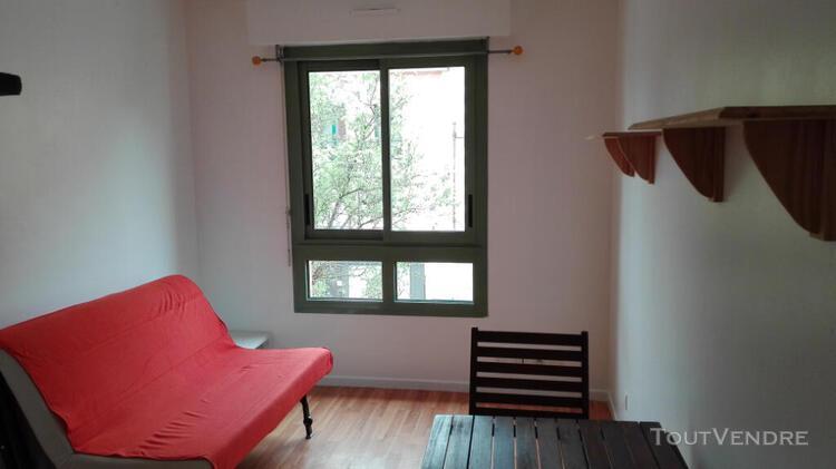 location studio meublé - 16 m² - location immobilier