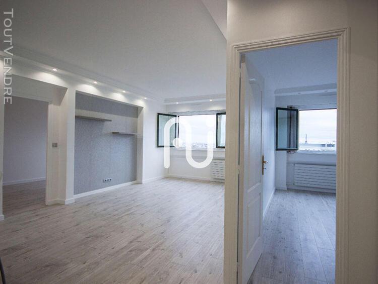 Magnifique appartement 3 pièces 67m²