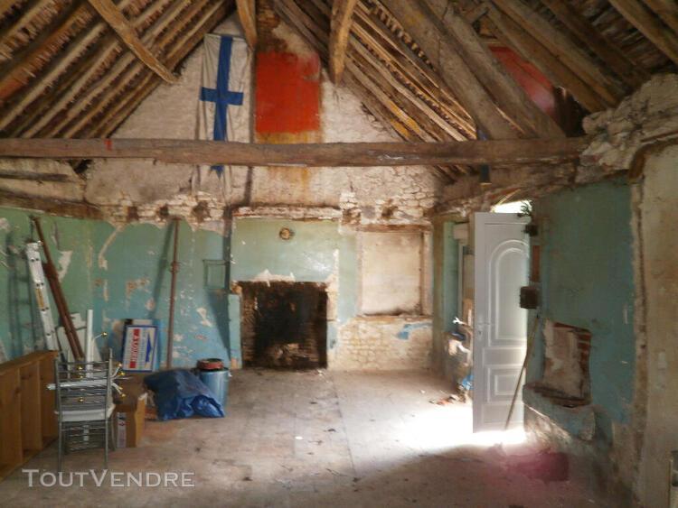 maison de pays 56 m2 a renover
