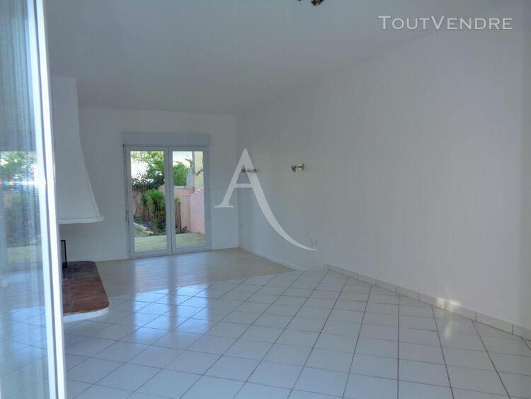 maison frontignan 4 pièce(s) 90 m²