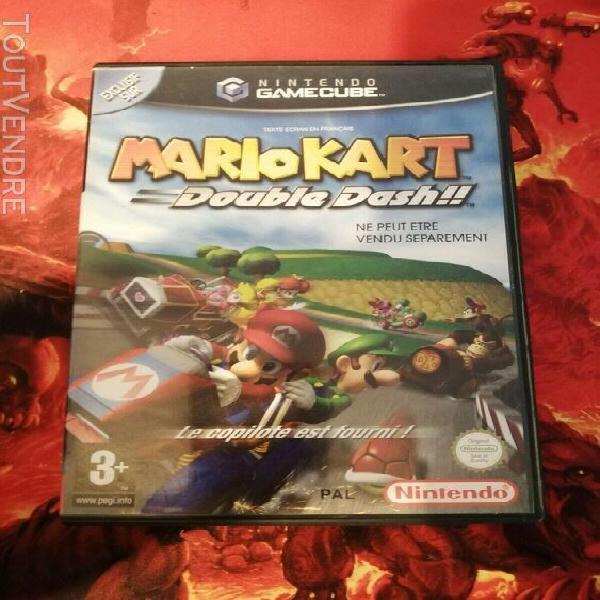 Mario kart: double dash - jeu gc (pal)