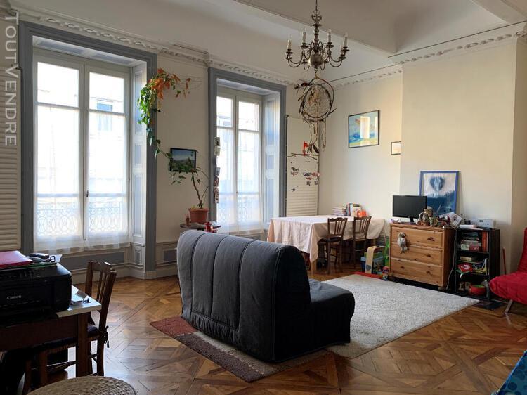 montbrison - appartement t2 73 m² habitables - 1er étage