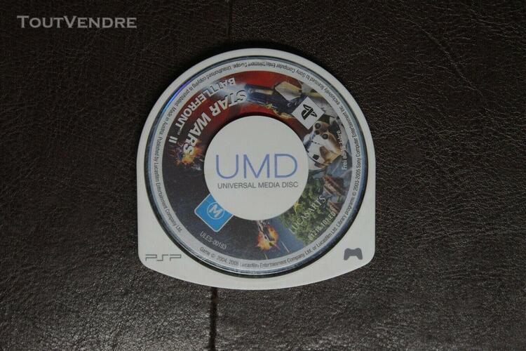 Star wars battlefront 2 pour psp