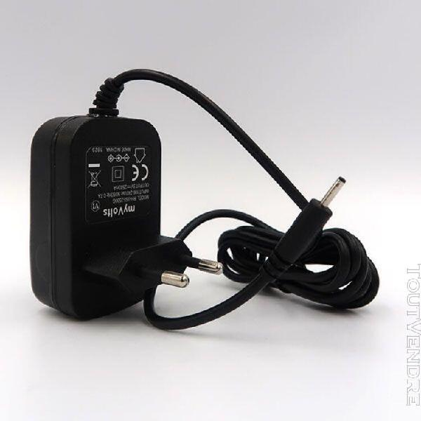 Aroma ach-3: chargeur / alimentation 9v compatible (adaptat