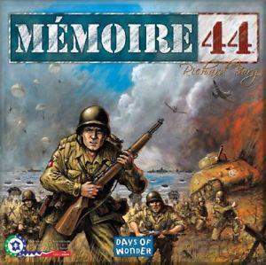 Asmodee - mem44 - jeu de stratégie - mémoire 44 - jeu de