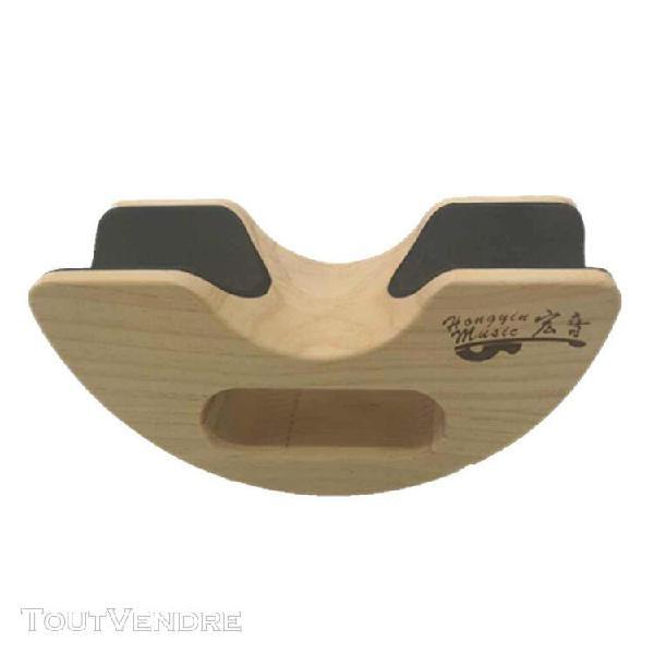 demi-cercle guitare repose-nuque stand réparation classique