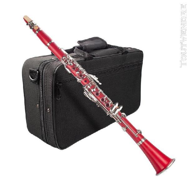 ensemble clarinette débutant student b plat avec Étui de