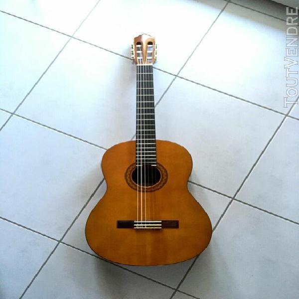guitare classique/acoustique yamaha c40/02 - jamais