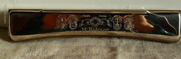 harmonica instrument musique vent hohner trémolo