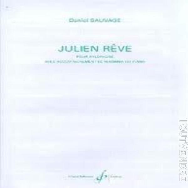 julien rêve pour xylophone avec accompagnement de marimba