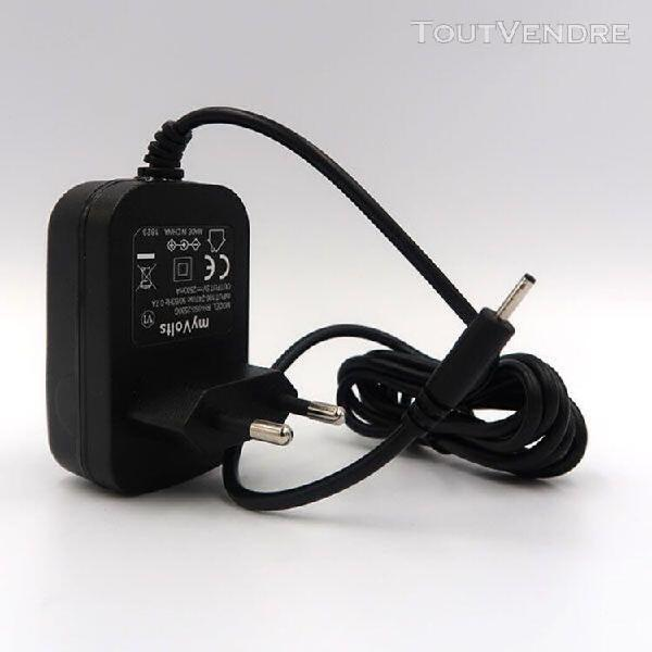 Nux pmx-2: chargeur / alimentation 9v compatible (adaptateu