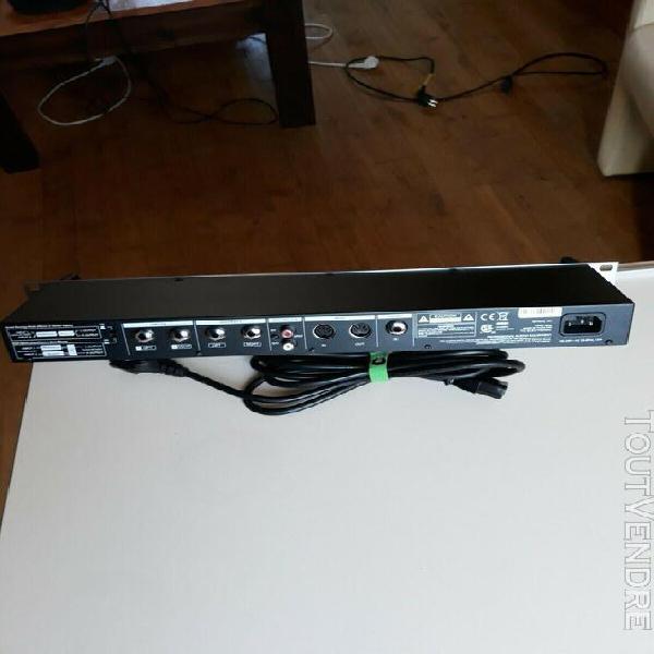 réverbération tc électronic m350