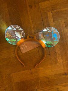 Serre-Tête Light Up MICKEY 90 Disneyland Paris HEADBAND LUMINEUX