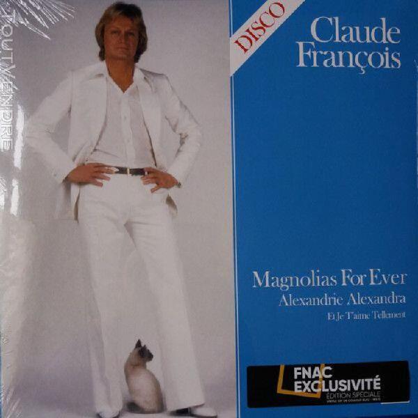 "Claude françois: "" magnolias for ever "" (édition"