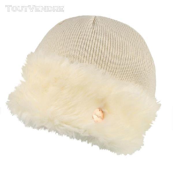 Regatta - bonnet hiver - femme (blanc) - utrg3845
