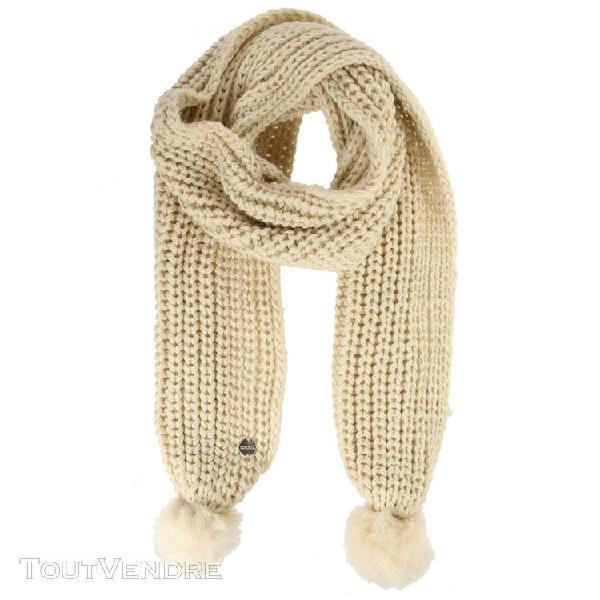 Regatta - echarpe tricoté lovella - femme (blanc) -