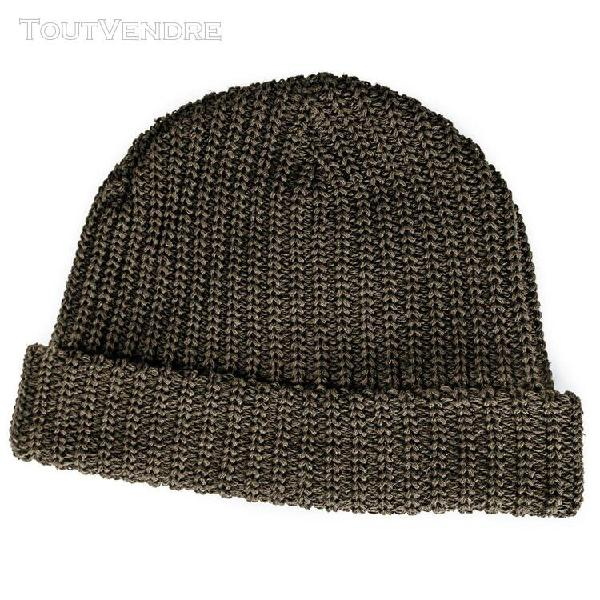 Urban classics beanie bonnet - fisherman heather gris