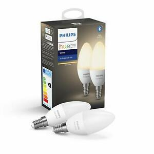 Philips hue ampoules led connectées white e14 compatible