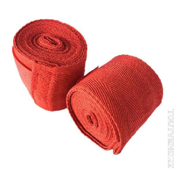 Protection du sport 2,5m wraps main de boxe poignet bandages