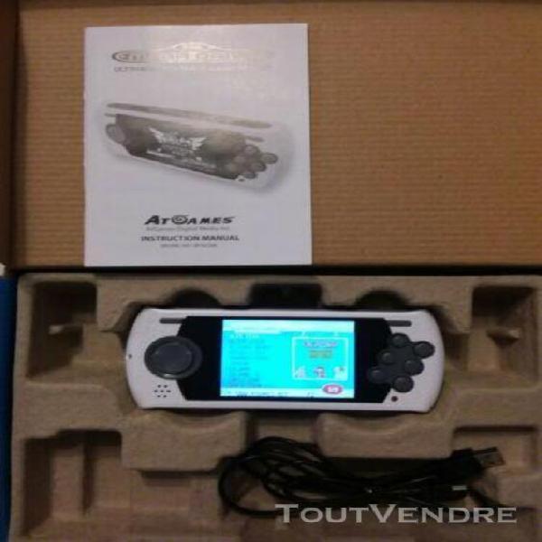 Sega mega drive ultimate portable 80 game player console son