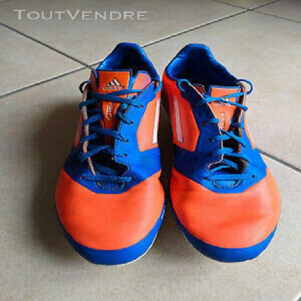 Chaussures de foot adidas f30 sg taille 44