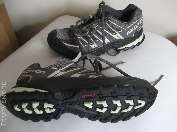 Chaussures salomon 37 1/3