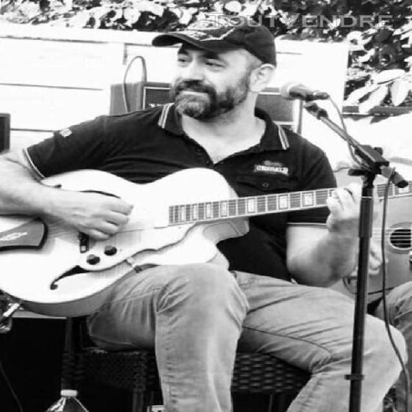Cours de guitare jazz manouche à paris