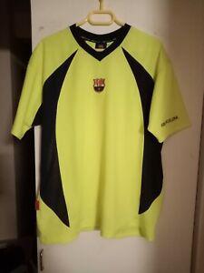 Maillot de foot homme fc barcelone taille 2xl multicolore en