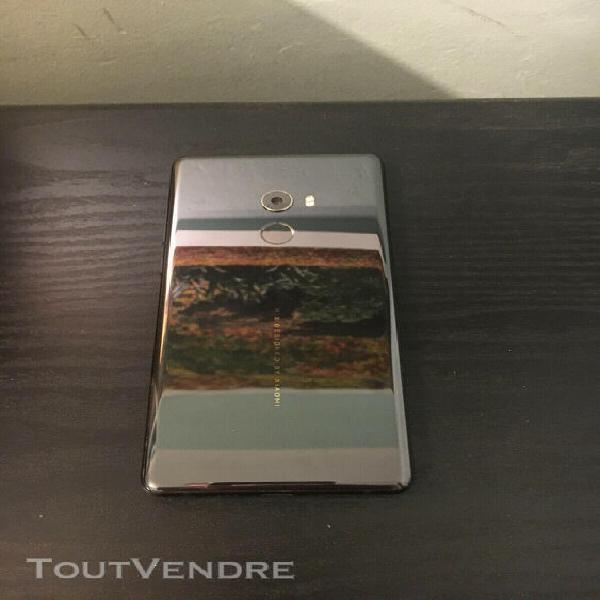 Smartphone xiaomi mi mix 2 - 256 go - noir - très bon état