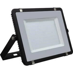 Projecteur led extérieur 200 w 1x led intégrée blanc