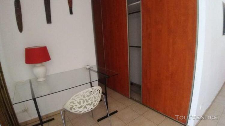 91 m2 d'espace privatif en meublé