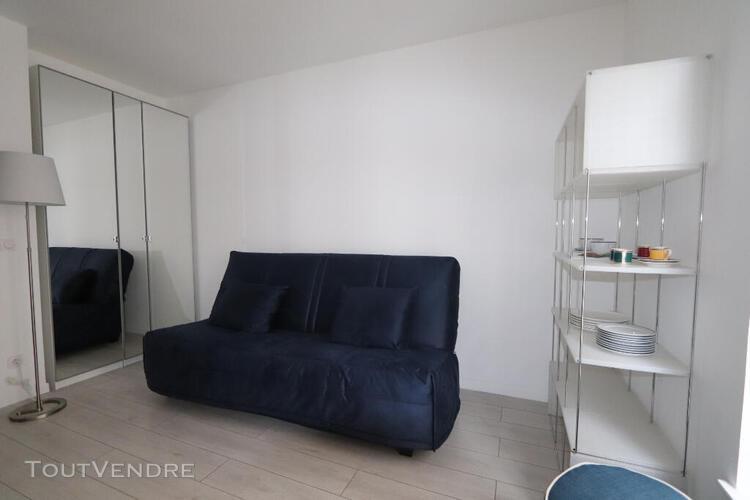 Appartement 1 pièce(s) 17.35 m2