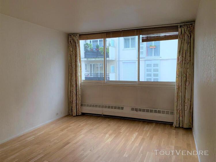 Appartement studio paris 1 pièce 28.08 m2 - quartier javel