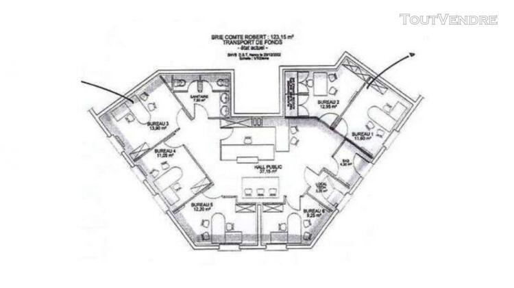 Centre médical - local 15 à 20 m²