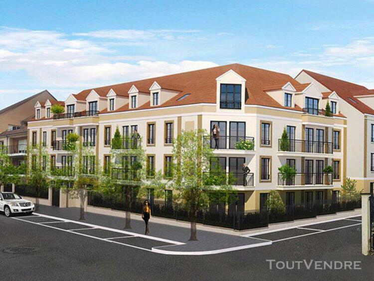 Dpt yvelines (78), à vendre limay appartement t3 de 65,71