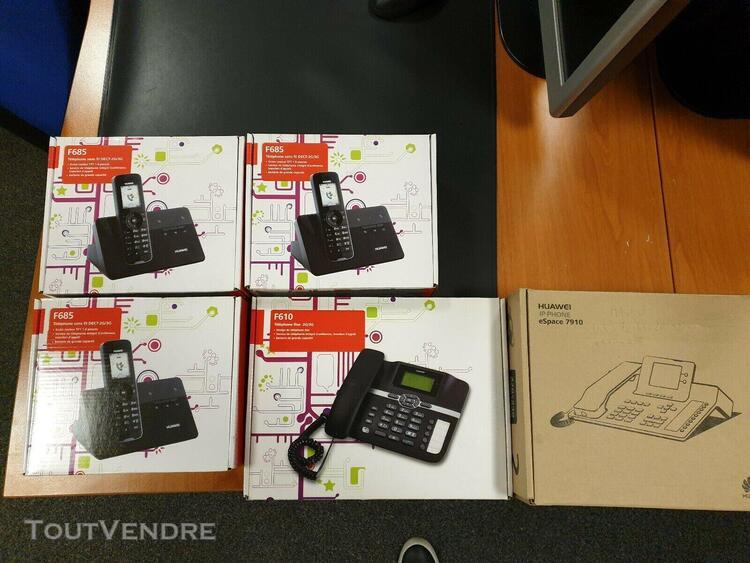 Huawei f685 téléphone dect 2g/3g