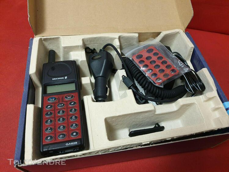 New retro original ericsson ga628 gsm gsm900 téléphone